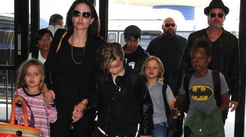 Â¿Brad Pitt y Angelina Jolie juntos en Camboya?