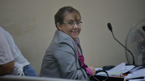 Sala favorece a Blanca Stalling con arresto domiciliario