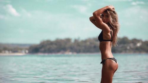 La historia detrás de Mariana, la sensual y bella estrella fitness