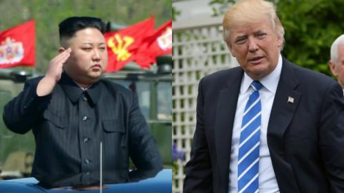 Trump no descarta un encuentro con Kim Jong-un