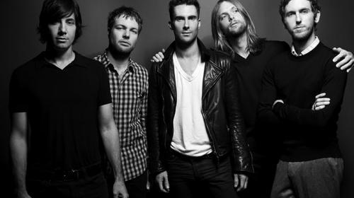 Anuncian el lugar donde Maroon 5 se presentará en Guatemala