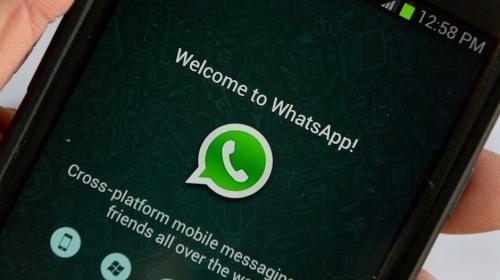 WhatsApp sufre una caída general