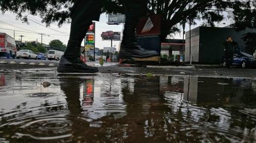 Estos son los puntos afectados por la lluvia en la ciudad