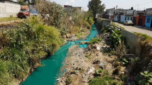 Contaminación del río Platanitos es responsabilidad de casa particular