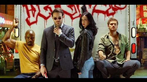 """Netflix y Marvel lanzan el primer tráiler de """"The Defenders"""""""