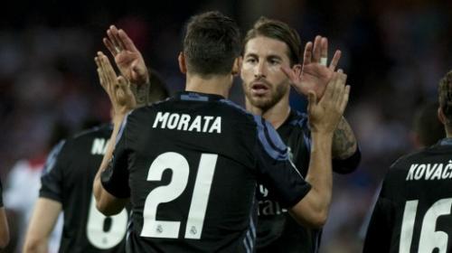 El Real Madrid sigue en la pelea por el título de La Liga