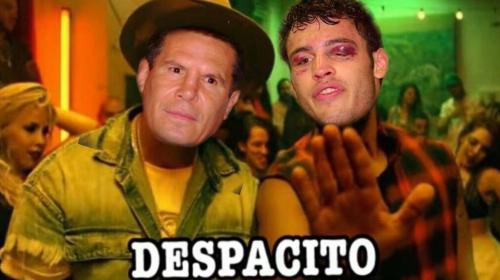 Las redes sociales también golpean a Julio César Chávez Jr. con memes