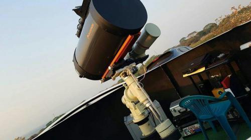 El Celestron 14: el telescopio aficionado para asomarse al cielo
