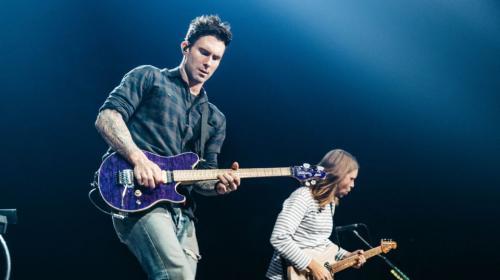 Maroon 5 en Guatemala: conoce los precios de las entradas
