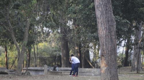 Amar en las calles de Guatemala