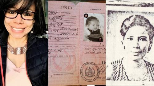 En Bélgica, una guatemalteca busca a su mamá por Facebook