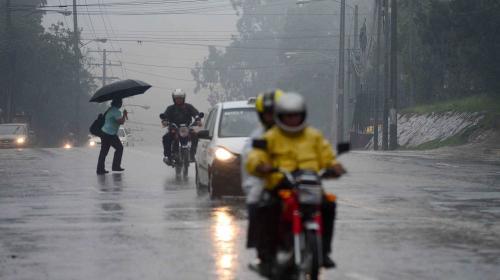 Depresión tropical podría incrementar las lluvias en Guatemala