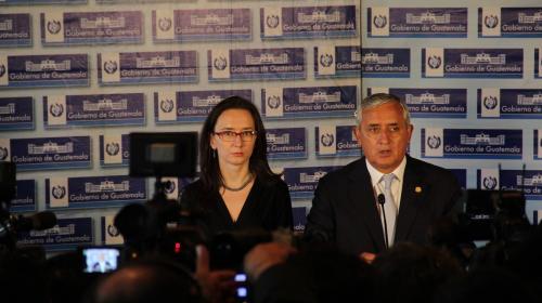 Exmiembro del Gobierno de Otto Pérez dirigirá el Censo Nacional