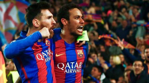 Excluyen a Messi y a Neymar de la competencia por el Balón de Oro