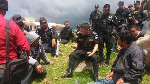Gobierno declara Estado de Sitio en Tajumulco e Ixchiguán