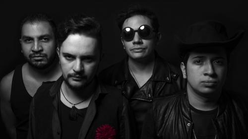 "Esta es la música de la banda guatemalteca ""Cosmopoli Jet"""