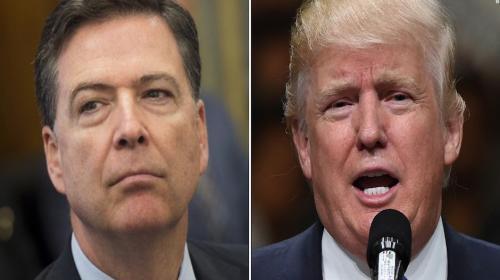 Esta es la razón por la que Trump despidió al exdirector del FBI