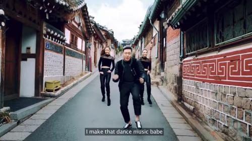 El rapero Psy vuelve a lo grande y millones lo disfrutan en YouTube