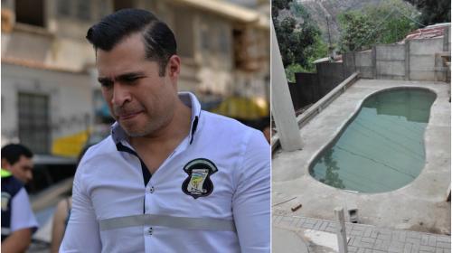 Neto Bran anuncia construcción de parque municipal con piscina