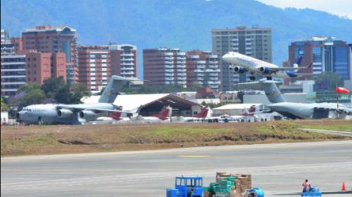 Desaparece avioneta que viajaba de Petén a Guatemala