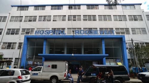 Otro reo se fuga, ahora del Hospital Roosevelt