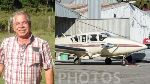 Lo que se sabe de la declaración del piloto de avioneta desaparecida