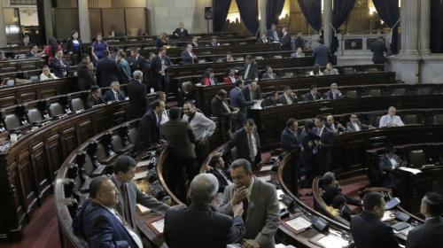 Congreso respalda el Estado de Sitio decretado por Jimmy en San Marcos