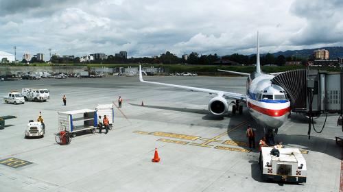 Comienza el proceso para modernizar el Aeropuerto La Aurora