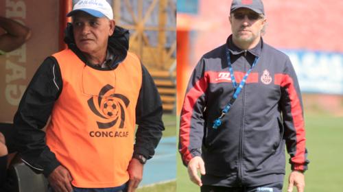 ¿Quién ganará el duelo de técnicos en el Suchitepéquez - Municipal?