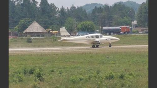 Esto dijo el piloto de la aeronave desaparecida el domingo en Petén