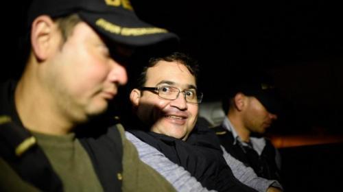 ¿Cuál es el padecimiento del que se queja Javier Duarte?