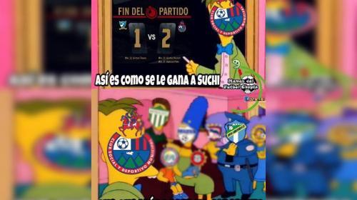 """Los """"memes"""" también juegan la semifinal del fútbol nacional"""