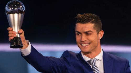 """La FIFA hizo un cambio radical al premio """"The Best"""""""