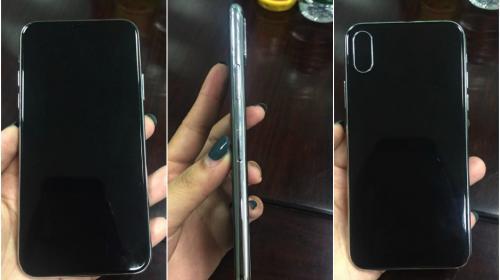 Surgen nuevas imágenes de cómo será el nuevo iPhone 8