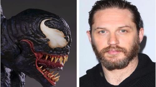 """Tom Hardy interpretará a """"Venom"""" en una película de Spider-Man"""