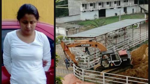 Detienen a fiscal del MP sindicada de robo a vivienda en Sacatepéquez