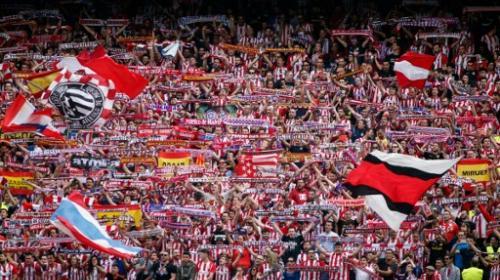 Así se despidió el Atlético de Madrid del estadio Vicente Calderón