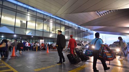 Esta es la situación del diputado detenido en el Aeropuerto la Aurora