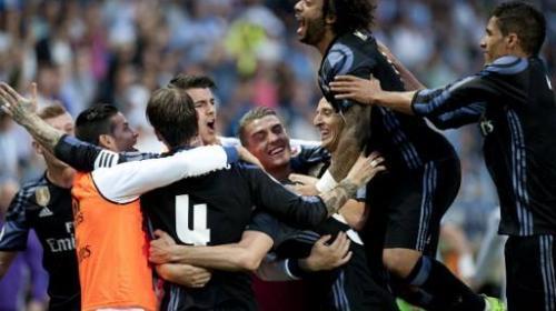 El Real Madrid es campeón de La Liga después de 5 años