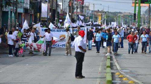 Codeca anuncia paro nacional y manifestaciones para este martes