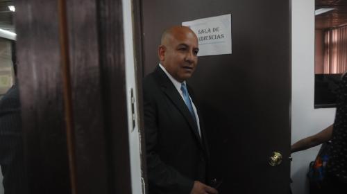 Exdiputado se declara culpable, pero no irá a prisión