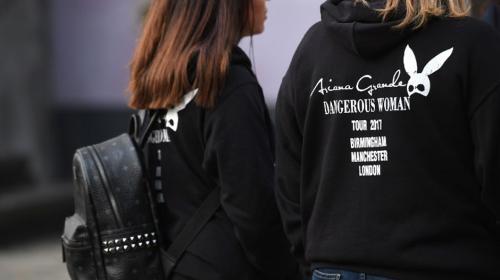 El mensaje de Ariana Grande tras atentado terrorista en su concierto