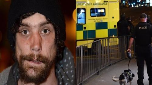 Mánchester: indigente ayudó a rescatar a varias víctimas del atentado