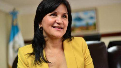 """Magistrada Gloria Porras señala """"acoso"""" por denuncia en su contra"""