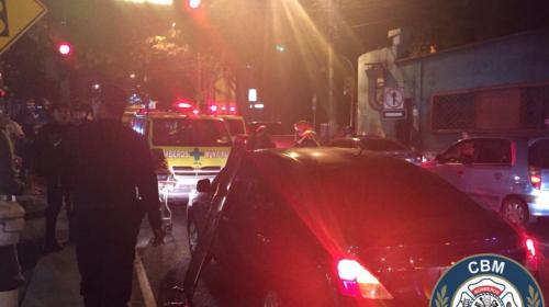 Agente de PNC y médico del hospital Roosevelt mueren en ataque armado