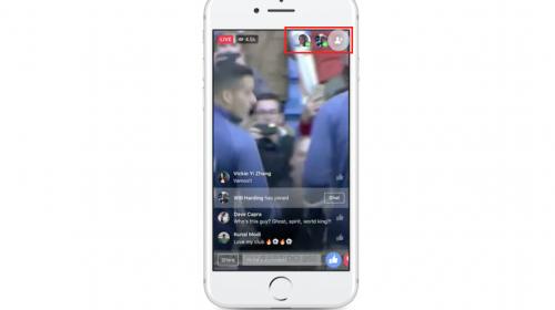 Facebook habilita nuevas herramientas para transmisiones en vivo