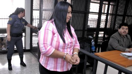 """Tribunal condena a 40 años de prisión a cómplice de """"La Patrona"""""""