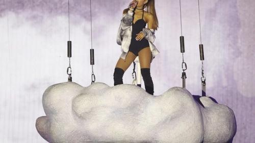 Ariana Grande dará concierto a beneficio de las víctimas de Manchester