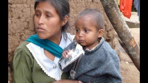 Guatemala reduce levemente sus casos de desnutrición aguda