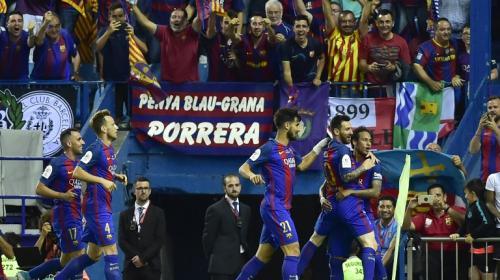 El Barcelona se consagró campeón de la Copa del Rey